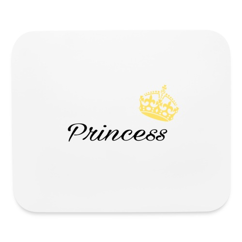 Princess - Mouse pad Horizontal