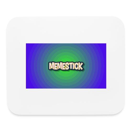 memestick symbol - Mouse pad Horizontal