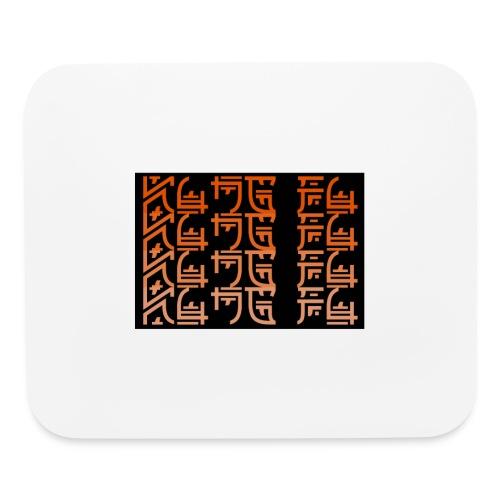 Japan Drop -Kung Fu- - Mouse pad Horizontal