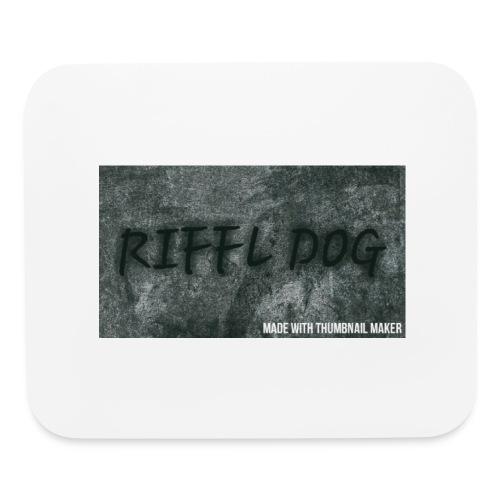 RIFFLE DOG MOUSE PADS - Mouse pad Horizontal