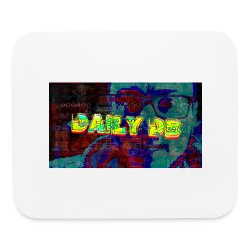 The DailyDB - Mouse pad Horizontal