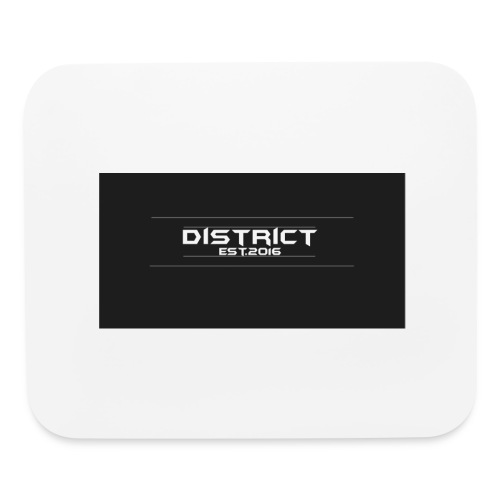 District apparel - Mouse pad Horizontal