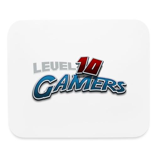 Level10Gamers Logo - Mouse pad Horizontal