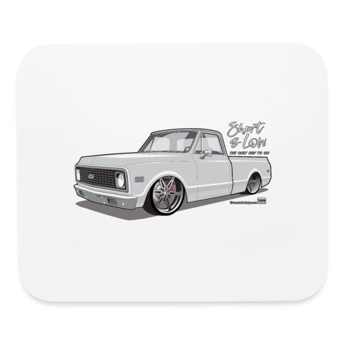 Short & Low C10 - Mouse pad Horizontal