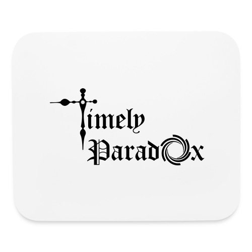 Timely Paradox - Mouse pad Horizontal