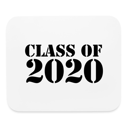 Class of 2020 - Mouse pad Horizontal