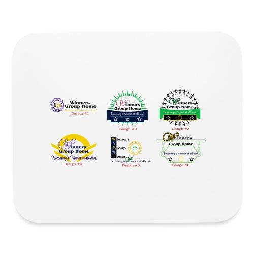 Winners Group Home - Mouse pad Horizontal