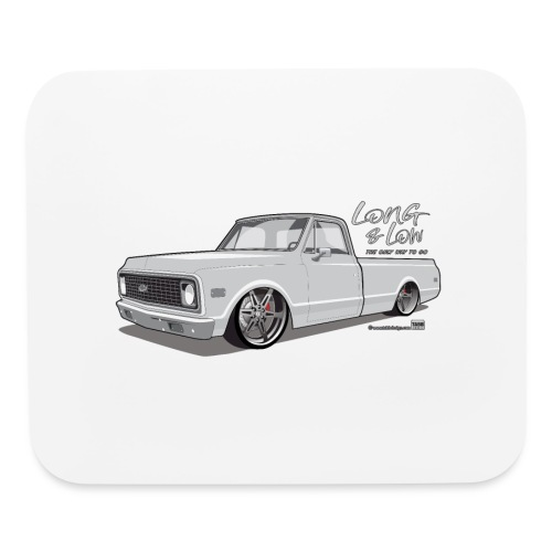 Long & Low C10 - Mouse pad Horizontal