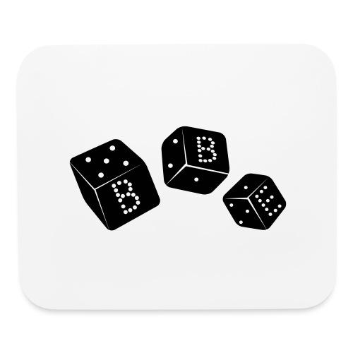 black box_vector2 - Mouse pad Horizontal
