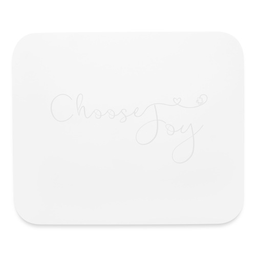 Choose Joy - Mouse pad Horizontal