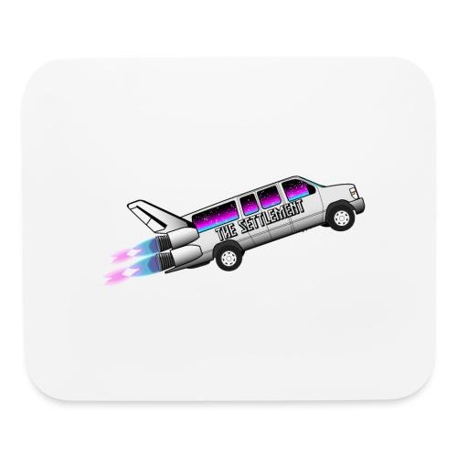 Rocketship - Mouse pad Horizontal