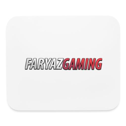 FaryazGaming Text - Mouse pad Horizontal
