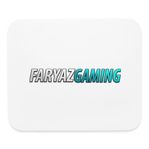FaryazGaming Theme Text - Mouse pad Horizontal