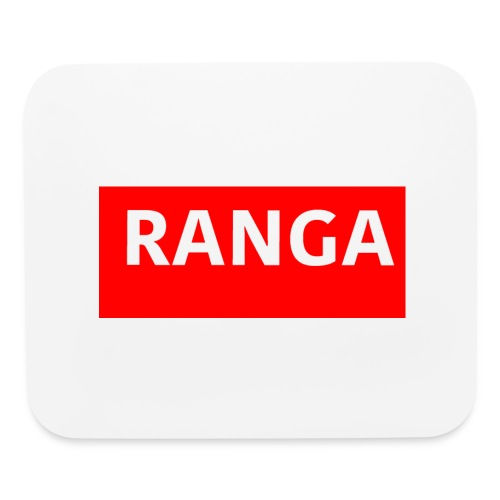 Ranga Red BAr - Mouse pad Horizontal