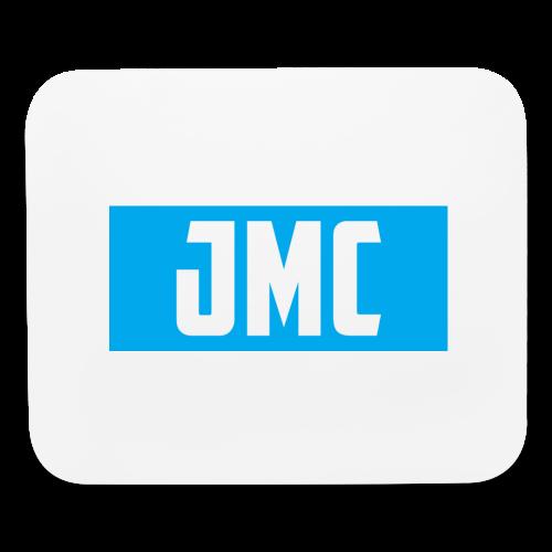 JMC's Blue Logo - Mouse pad Horizontal