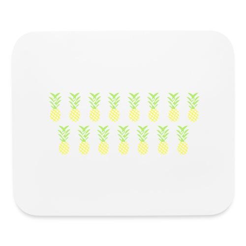 Line pineapple - Mouse pad Horizontal