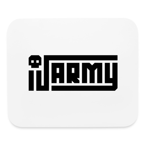 iJustine - iJ Army Logo - Mouse pad Horizontal