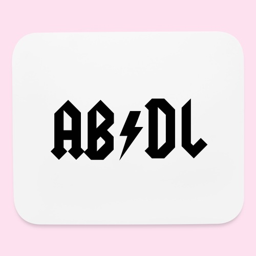 ABDL Rock - Mouse pad Horizontal