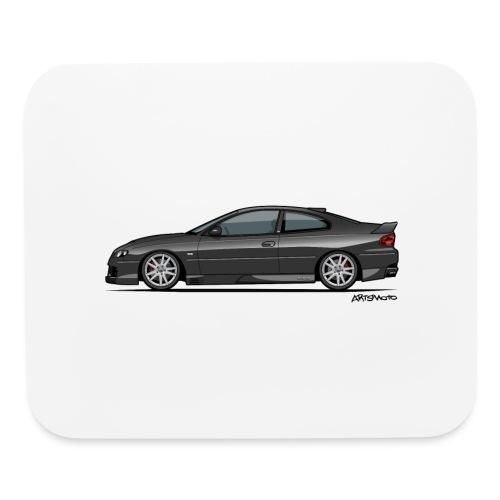 Holden Monaro HSV GTO (V2) Black - Mouse pad Horizontal