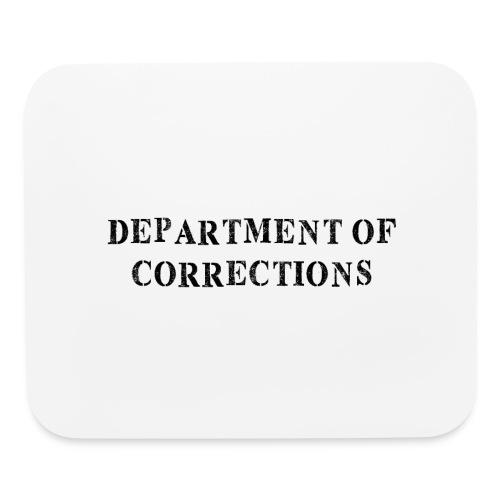 Department of Corrections - Prison uniform - Mouse pad Horizontal