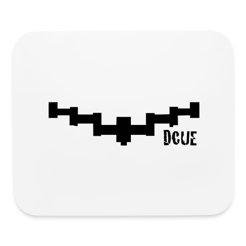 DCUE Kirk Logo Fill - Mouse pad Horizontal
