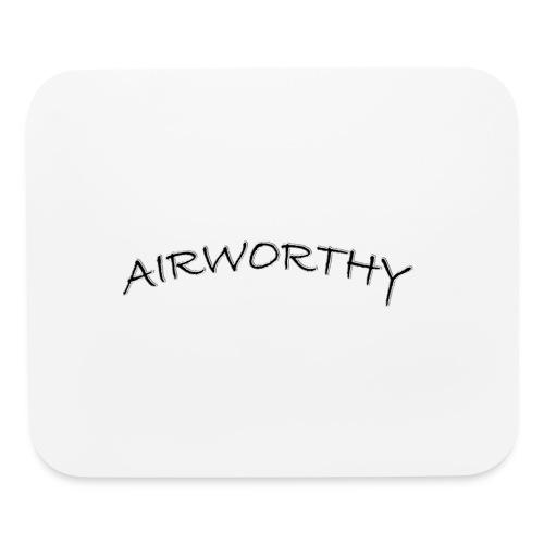 Airworthy T-Shirt Treasure - Mouse pad Horizontal