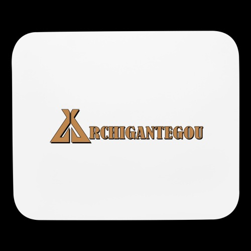 Archigantegou - Mouse pad Horizontal