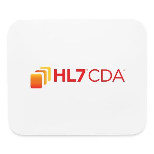 HL7 CDA Logo - Mouse pad Horizontal