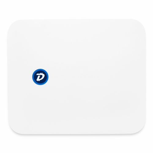 Digibyte online light - Mouse pad Horizontal