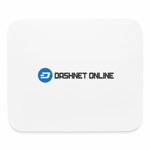 dashnet online dark - Mouse pad Horizontal