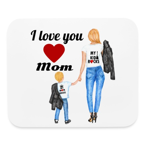 Mother's day gift from daughter, Mother's Day Gift - Mouse pad Horizontal