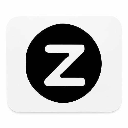 z logo - Mouse pad Horizontal