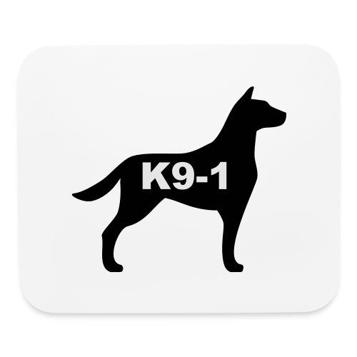 k9-1 Logo Large - Mouse pad Horizontal