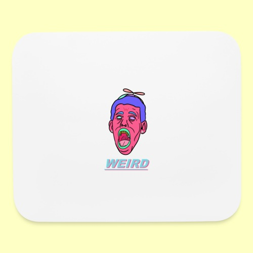 WEIRD - Mouse pad Horizontal