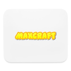 MaxCraft Mouse Pad - Mouse pad Horizontal