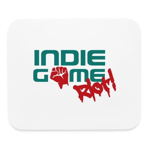 62069 Indie Game Riot png - Mouse pad Horizontal