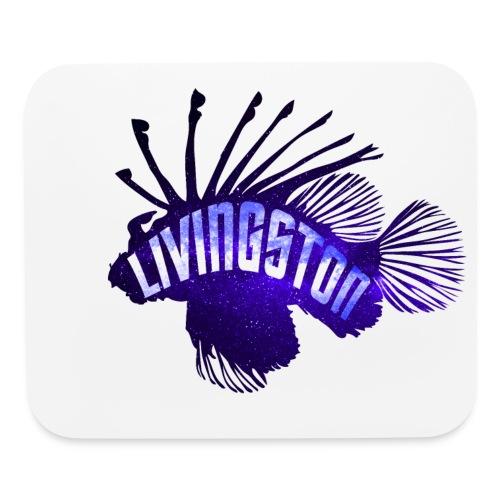 Picard's fish Livingston - Mouse pad Horizontal
