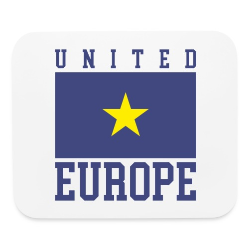 united europe union - Mouse pad Horizontal