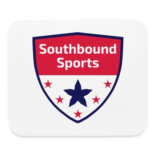 Southbound Sports Crest Logo - Mouse pad Horizontal