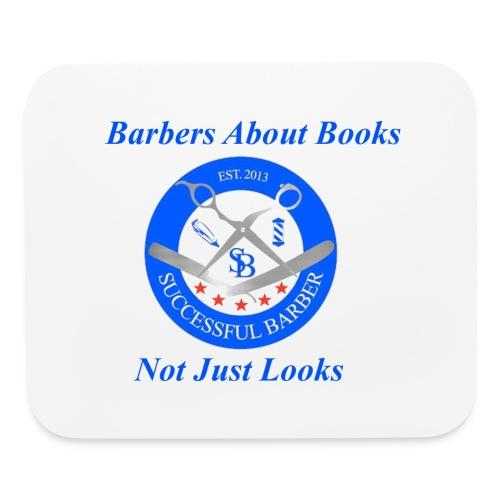 Barbershop Books - Mouse pad Horizontal
