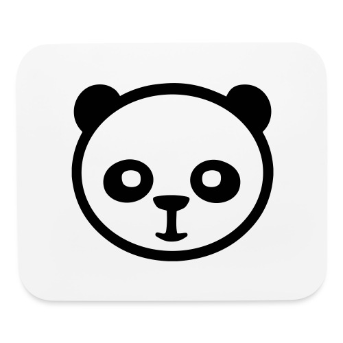 Panda bear, Big panda, Giant panda, Bamboo bear - Mouse pad Horizontal