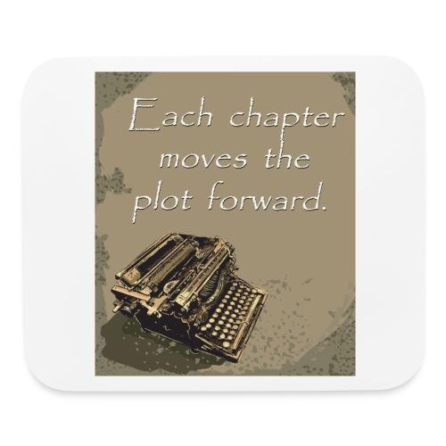 Writer's Advice - Part 6 - Mouse pad Horizontal