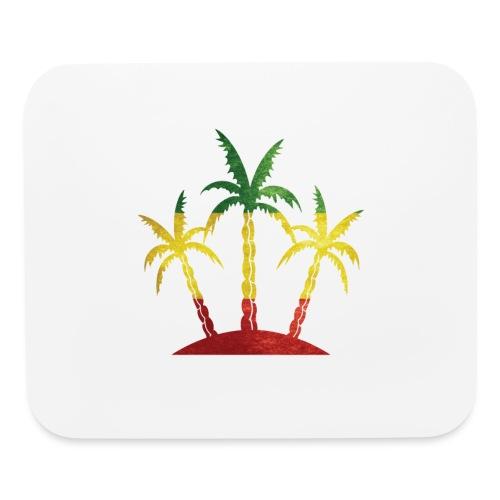 Palm Tree Reggae - Mouse pad Horizontal