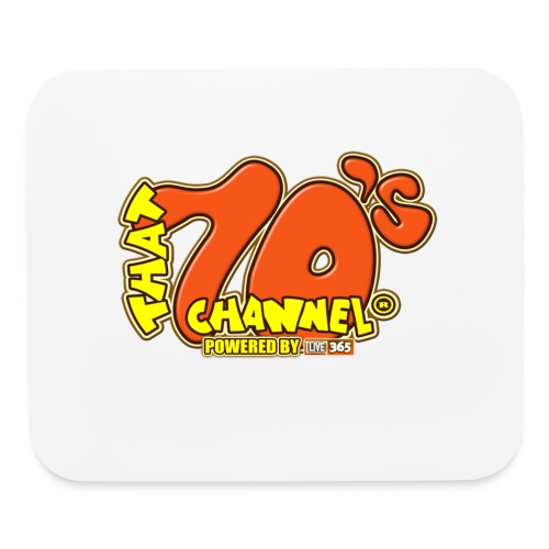 That 70's Channel - The Emporium - Mouse pad Horizontal