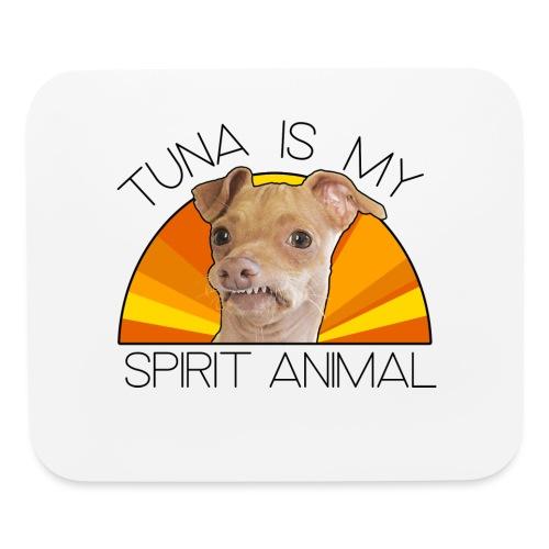 Spirit Animal–Warm - Mouse pad Horizontal
