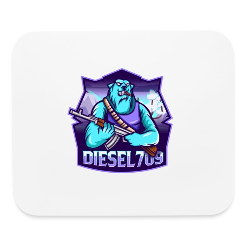 Polar Diesel Logo - Mouse pad Horizontal