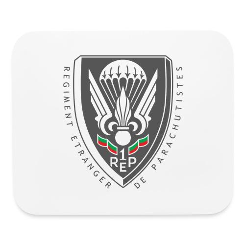 1er REP - Regiment - Badge - Dark - Mouse pad Horizontal