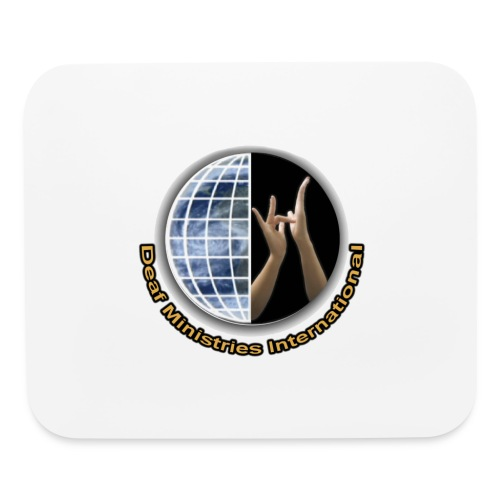 DMI Color Logo - Mouse pad Horizontal