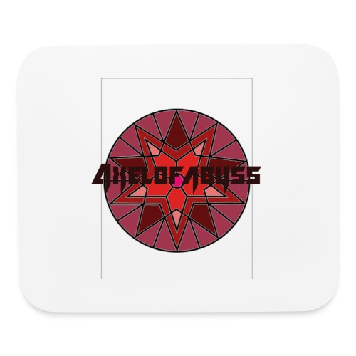 Axelofabyss shades of red - Mouse pad Horizontal