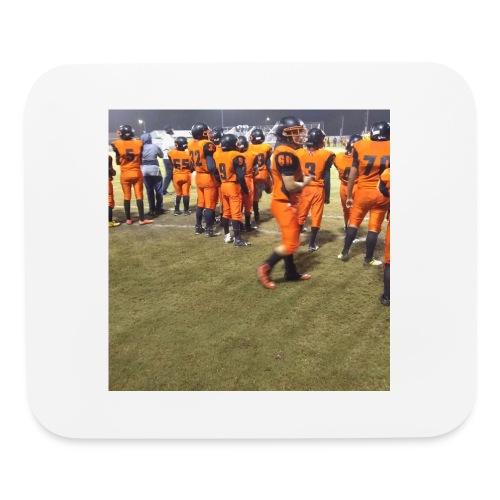 Football team - Mouse pad Horizontal